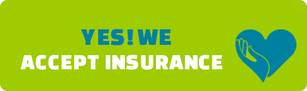 Yes, we accept insurance